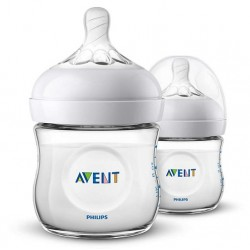 Avent Biberón Natural Pack 2x125 ml