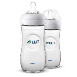 Avent Biberón Natural Pack 2x330ml