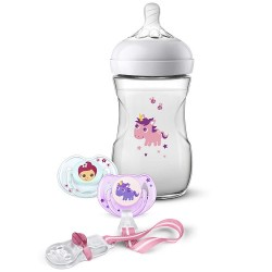 Comprar Philips Avent Set de Regalo Natural Unicornio 0m+