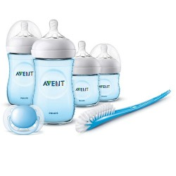 Comprar Philips Avent Set Regalo Recién Nacido Natural Azul