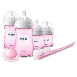 Comprar Philips Avent Set Regalo Recién Nacido Natural Rosa