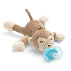 Avent  Ultra Soft Snuggle Chupete +0 Meses