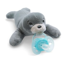 Comprar Philips Avent Ultra Soft Snuggle Chupete 0-6 Meses