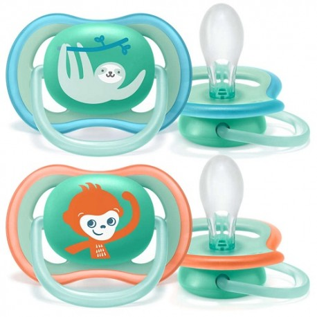 Philips Avent Chupete Ultra Air +18m 2uds