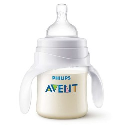 Philips Avent Biberón Natural Cristal 0m+ 120ml
