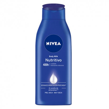 Nivea Body Milk Nutritivo 400ml