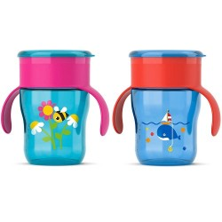 Comprar Philips Avent Vaso de Mayores Animalitos +9m 260ml