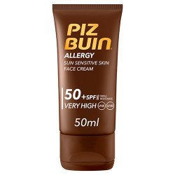 Comprar Piz Buin Allergy Face Cream SPF 50+ 50ml