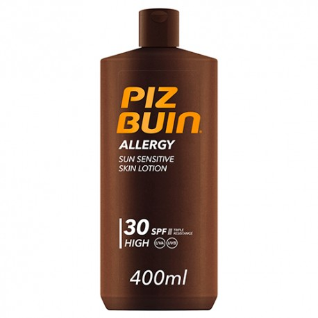 Piz Buin Allergy Loción SPF 30 400ml