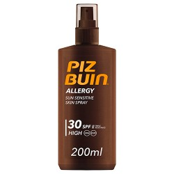 Piz Buin Sun Sensitive Skin Spray SPF30 200ml