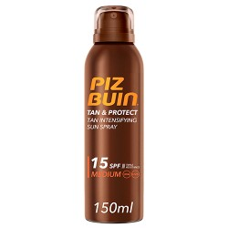 Piz Buin Tan & Protect SPF15 SunSpray 150ml.