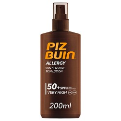 Comprar Piz Buin Allergy Spray SPF50 200ml
