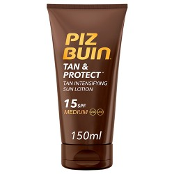 Piz Buin Tan & Protect SPF15 150ml