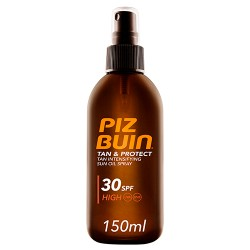 Piz Buin Tan & Protect Oil Spray SPF30 150ml