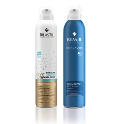Rilastil Sunlaude Infantil SPF +50 Spray 200ml + Regalo After Sun 200ml