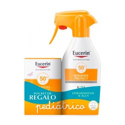 Eucerin Sensitive Protect Spray SPF50+ 300ml + Regalo