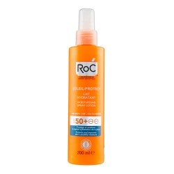 Roc Porteccion Solar Loción Hidratante Spray SPF50+ 200ml