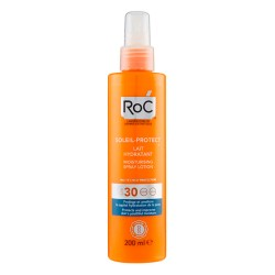Roc Porteccion Solar Loción Hidratante Spray SPF30+ 200ml