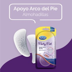 Scholl Party Feet Apoyo Arco del Pie