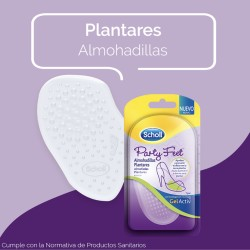 Scholl Party Feet Almohadilla Plantares