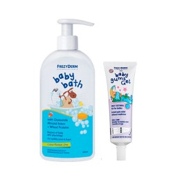 Comprar Frezyderm Baby Gel de Baño 300ml + Regalo Baby Gums Gel 25ml