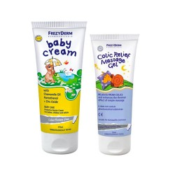 Comprar Frezyderm Baby Cream 175ml + Regalo Colic Relief Massage Gel 100ml