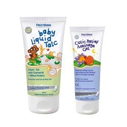 Comprar Frezyderm Baby Liquid Talc 150ml + Regalo Colic Relief Massage Gel 100ml