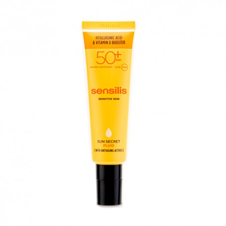 Sensilis  Sun Secret Ha Fluid SPF50 50ml