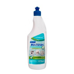Comprar Liverny Multiusos Higienizante Hidroalcohólico 970ml
