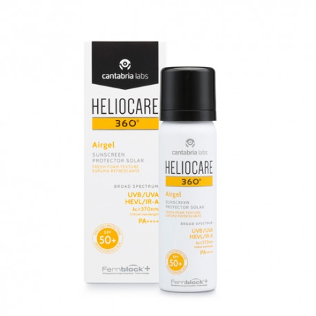 Heliocare 360º Airgel SPF 50+ 60ml