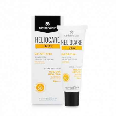 Heliocare 360º Gel Oil Free SPF 50+  50ml