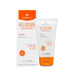 Comprar Heliocare Advanced Crema SPF 50  50ml