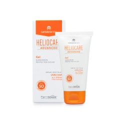 Comprar Heliocare Advanced Gel SPF 50  50ml