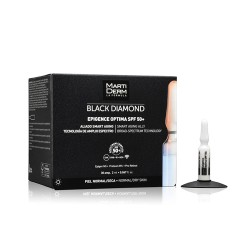 Comprar MartiDerm Black Diamond Epigence Optima SPF50+ 30 Ampollas