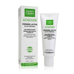 Martiderm Acniover Cremigel Activo 40ml.