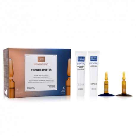 Martiderm Pack Pigment Booster 15+15 Ampollas