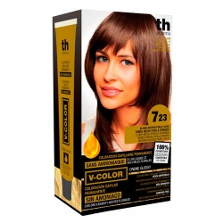 Th Pharma Vitalia Color Sin Amoniaco 7.23 Rubio Perla Dorado