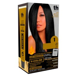 Comprar TH Pharma V-Color Tinte Nº 1 Sin Amoniaco Negro