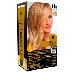 Comprar TH Pharma V-Color Tinte Nº 9 Sin Amoniaco Rubio Muy Claro