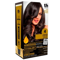 Comprar TH Pharma V-Color Tinte Nº 4 Sin Amoniaco Castaño Medio