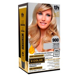 Comprar TH Pharma V-Color Tinte Nº 900 Sin Amoniaco Rubio Platino