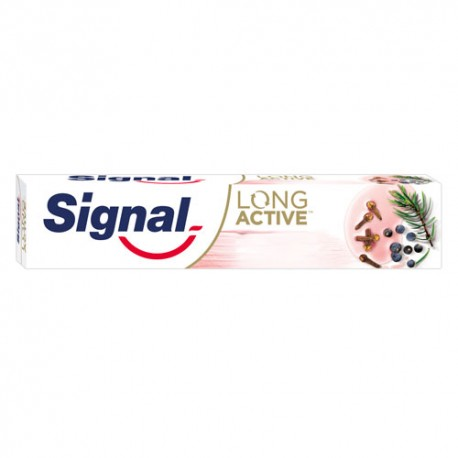 Signal Nature Elements Pasta de Dientes Clavo & Bayas de Enebro 75ml