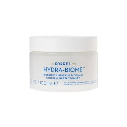 Korres Yogur Griego Mascarilla Facial Hydra-Biome 100ml