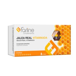 Comprar Farline Jalea Real Junior 20 Viales