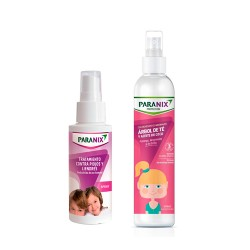 Paranix Spray Piojos 100ml + Árbol del Té Spray 250ml