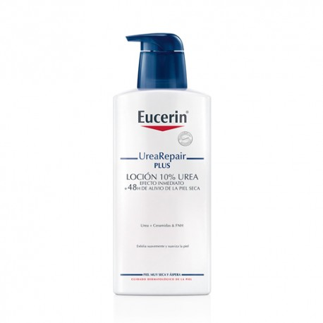 Eucerin UreaRepair Plus Loción 10% Urea 400ml