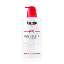 EUCERIN PH5 LOCION DOSIF 400ML.