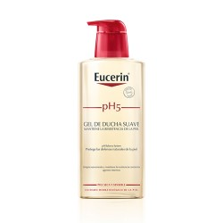 Comprar Eucerin pH5 Gel Ducha Suave Piel Seca y Sensible 400ml