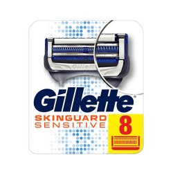 Comprar Gillette Skinguard Sensitive XL 8 Unidades