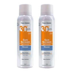 frezyderm-sun-screen-mousse-spf30-duplo-2x150ml